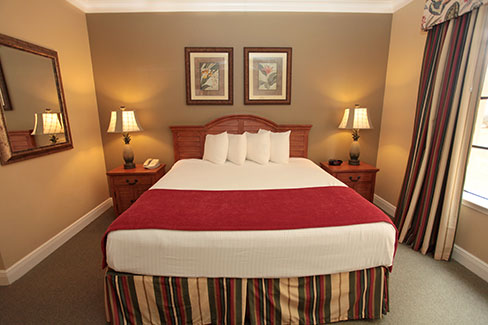 guest suite master bedroom, The Berkley, Orlando