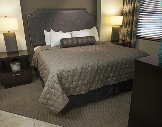 guest bedroom, The Grandview at Las Vegas