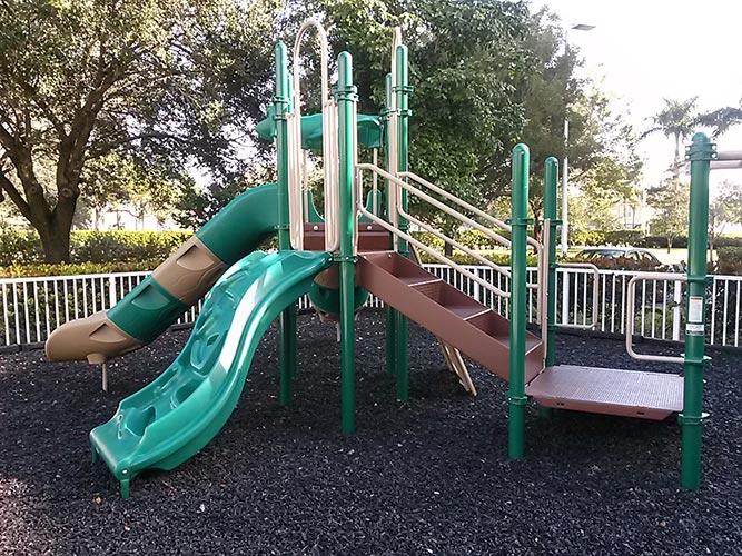 Children's playground, Vacation Village at Bonaventure