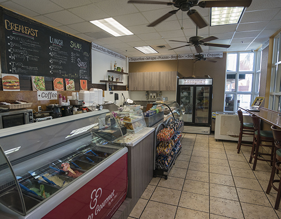 deli shop with food available for purchase, Vacation Village at Weston