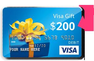 The Berkley, Las Vegas Free $7 VISA Gift Card